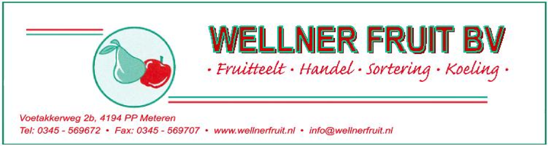 Wellner Fruit B.V.